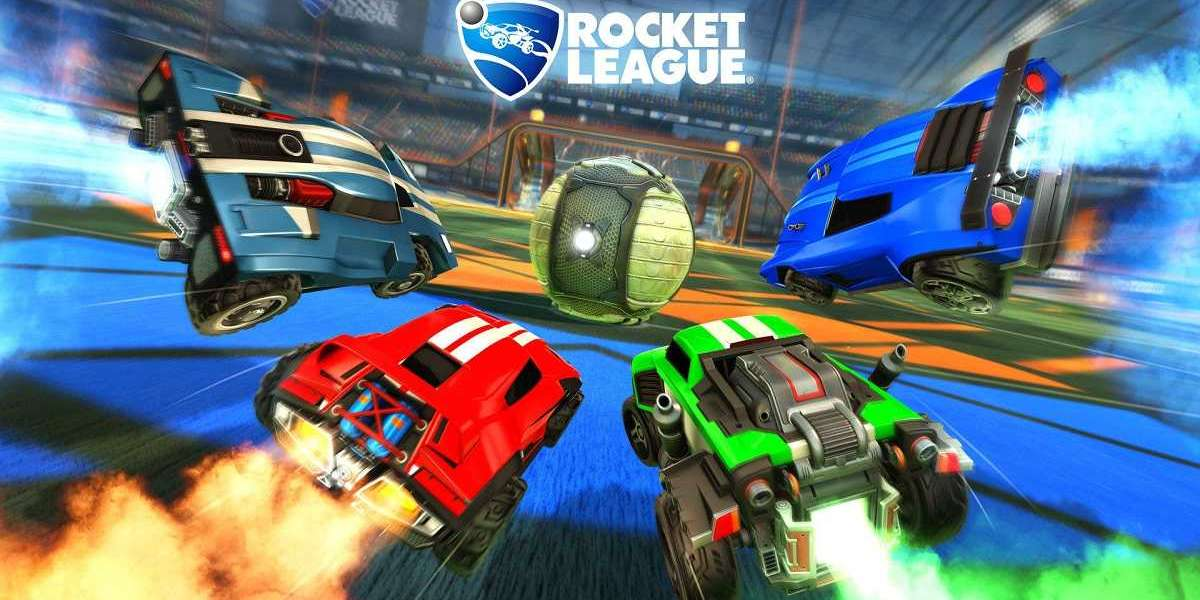 The big essential and commercial success of Rocket League
