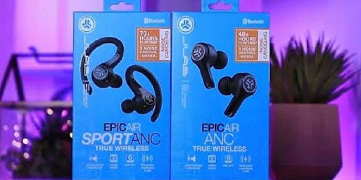 JLab Epic Air ANC Review: Budget True-Wireless Earbuds