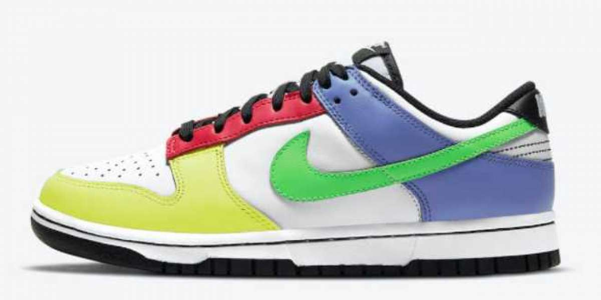 """Where To Buy Nike Dunk Low """"Multi-Color"""" DD1503-106 ?"""