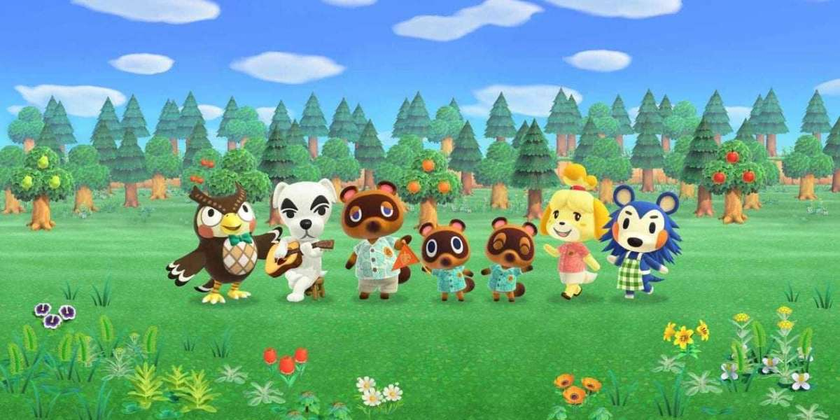 I booted up Nintends Animal Crossing New Horizons after quite a while away