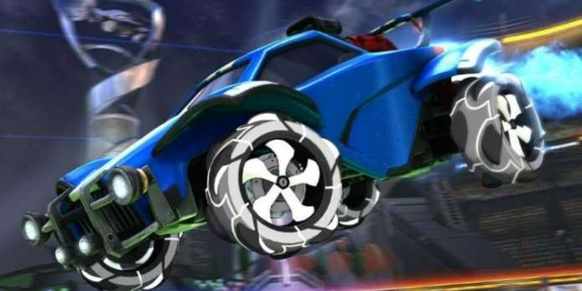 battle in the Buy Rocket League Credits event