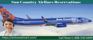 Sun Country Airlines Reservations | Flight Ticket 45% Off